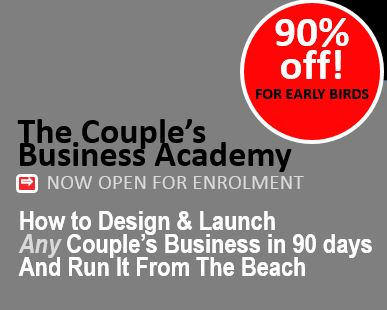 early bird registration couple business academy 1